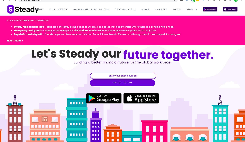 steadyapp-como-ganar-dinero-por-internet