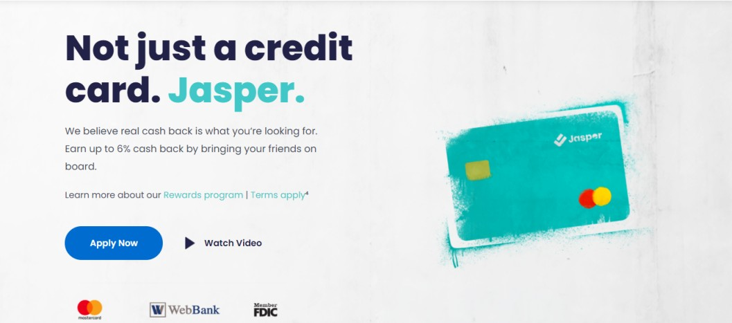 Tarjeta de crédito Nova Credit Para inmigrantes