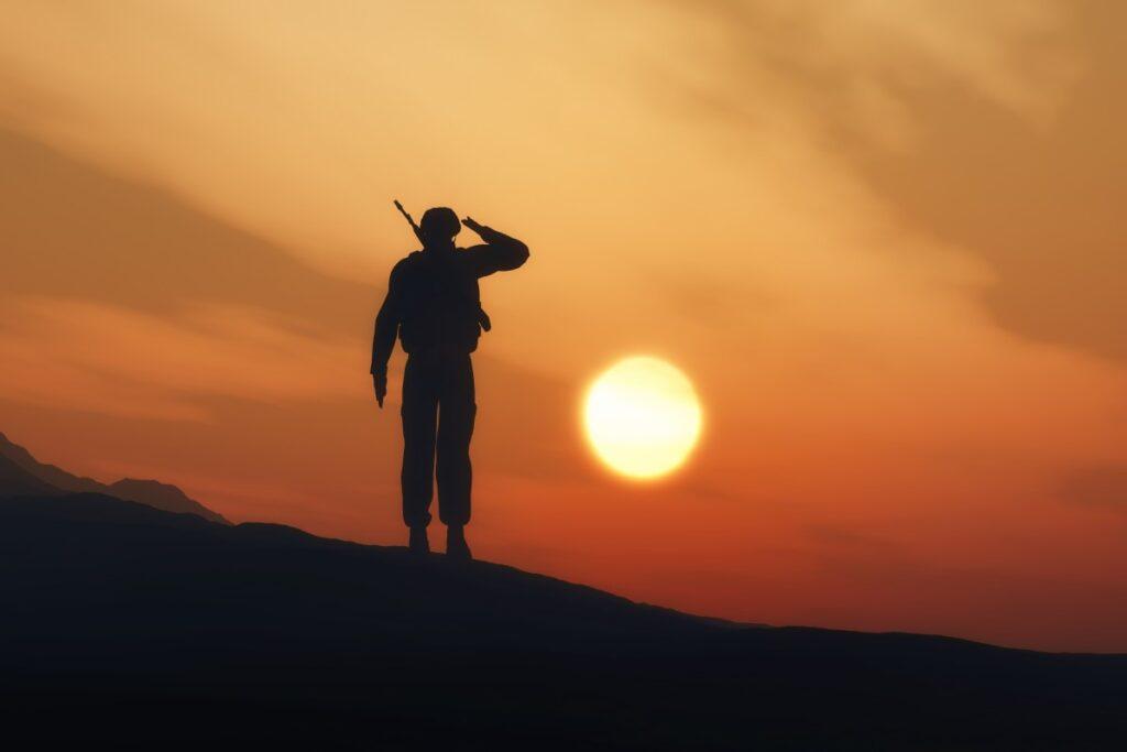 Programa de préstamos para veteranos de las fuerzas armadas