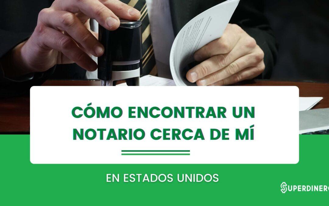 ¿Cómo encontrar un buen notario público cerca de mí en USA? ✅