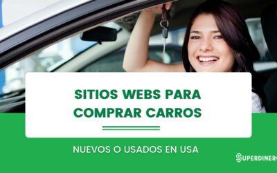 12 mejores páginas para comprar carros en venta usados y nuevos USA