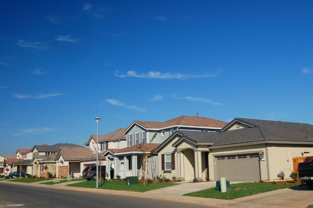 Préstamos del USDA para viviendas rurales-sin down payment